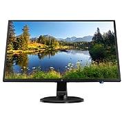 """HP N246v 1RM28A6#ABA 23.8"""" LCD Monitor, Black"""