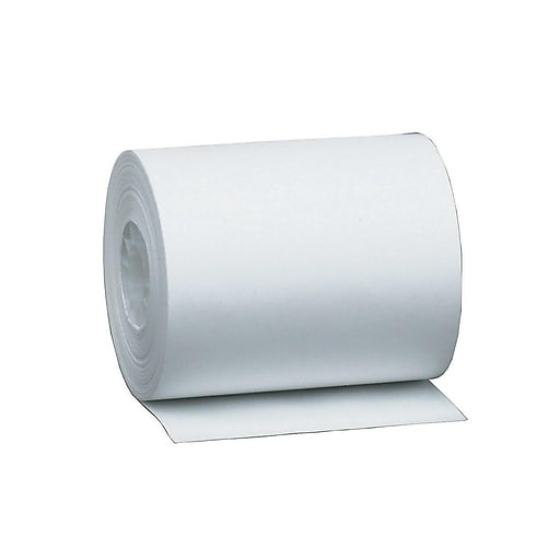 """PM Company Perfection Thermal Cash Register/POS Rolls, 2 1/4"""" x 85', 50/Carton (7903)"""