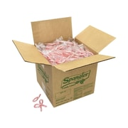 Spangler Candy Canes, Peppermint, 75 oz., 500 Pieces/Box (77900)