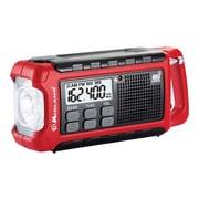 Midland E+READY ER210 Weather Alert Radio, Red