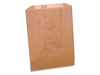 Impact Waxed Paper Sanitary Disposal Liners, Brown, 500/Carton (25025088)