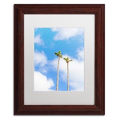 Trademark Fine Art Ariane Moshayedi 'Palms 2' 11