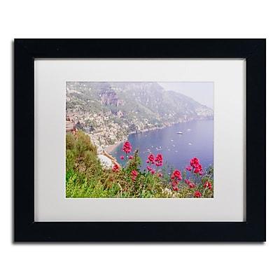 Trademark Fine Art Ariane Moshayedi 'Amalfi Coast 2' 11
