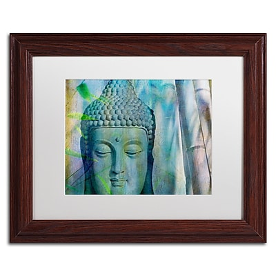Trademark Fine Art Cora Niele 'Buddha with Bamboo' 11
