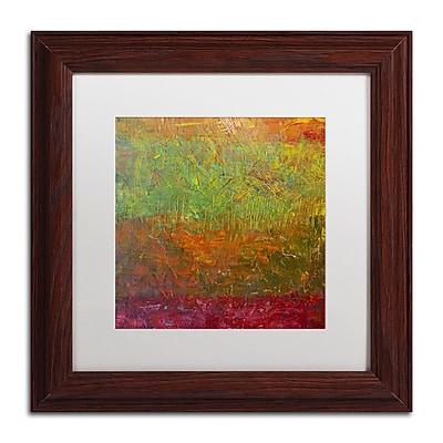 Trademark Fine Art Michelle Calkins 'Fallen Leaves' 11