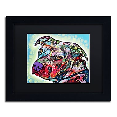 Trademark Fine Art Dean Russo 'Bulls Eye' 11