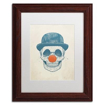 Trademark Fine Art Balazs Solti 'Dead Clown' 11