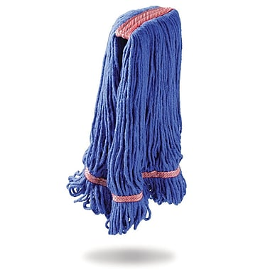 Libman Large Blue Blend Wet Mop, 6 Pack (968)