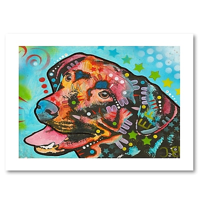 Trademark Fine Art Dean Russo '20' 18