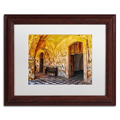 Trademark Fine Art CATeyes 'Castillo San Felipe del Morro 1' 11