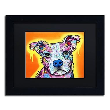 Trademark Fine Art Dean Russo 'A Serious Pit' 11
