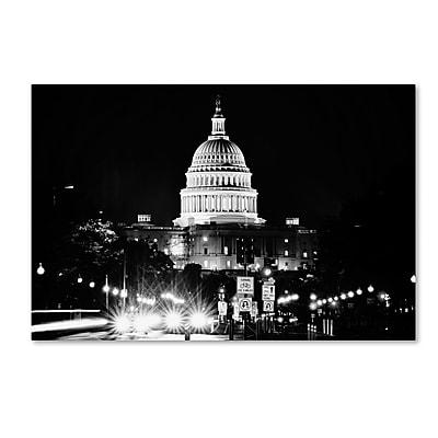 Trademark Fine Art Philippe Hugonnard 'United States Capitol' 12