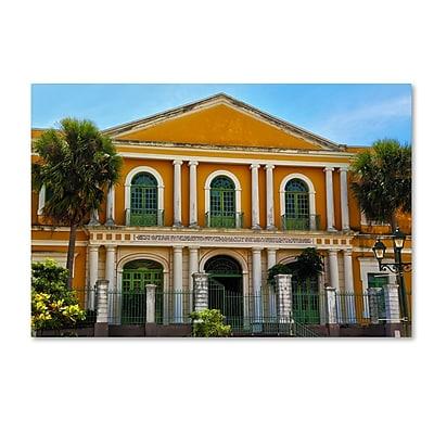 Trademark Fine Art CATeyes 'Old Asylum San Juan' 12