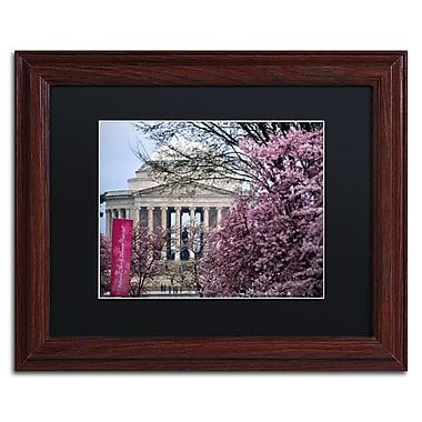 Trademark Fine Art CATeyes 'Cherry Blossom Festival' 11