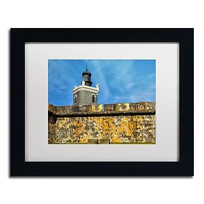 Trademark Fine Art CATeyes 'Castillo San Felipe del Morro 11' 11