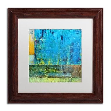 Trademark Fine Art Michelle Calkins 'Essence of Blue 2' 11