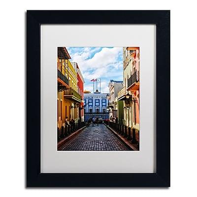 Trademark Fine Art CATeyes 'Old San Juan 7' 11