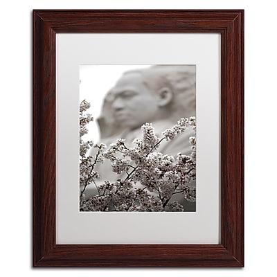 Trademark Fine Art CATeyes 'MLK Blossoms' 11