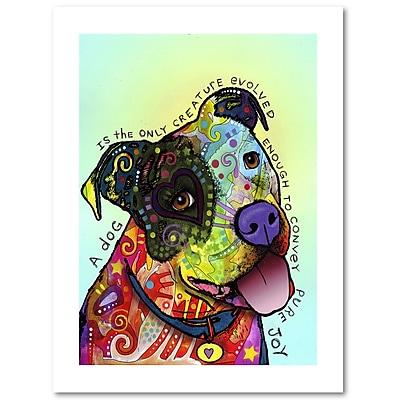 Trademark Fine Art Dean Russo 'Pure Joy' 18