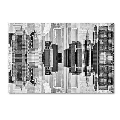Trademark Fine Art Philippe Hugonnard 'New York Reflection VII' 12