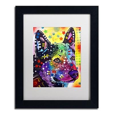 Trademark Fine Art Dean Russo 'Aus Cattle Dog' 11