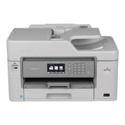 Brother Business Smart Plus MFC-J5830DW XL USB, Wireless, Network Ready Color Inkjet All-In-One Printer