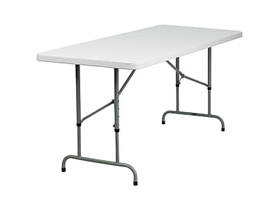 Flash Furniture Folding Table, 72