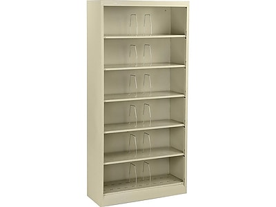 hon® 600 series 6- shelf open file | staples