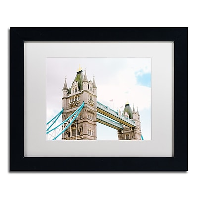 Trademark Fine Art Ariane Moshayedi 'London Tower Bridge' 11