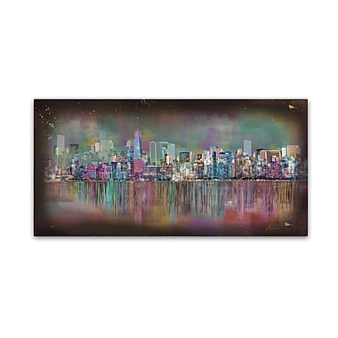 Trademark Fine Art Ellicia Amando 'New York City' 12