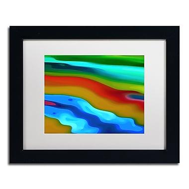 Trademark Fine Art Amy Vangsgard 'River Runs Through 2' 11
