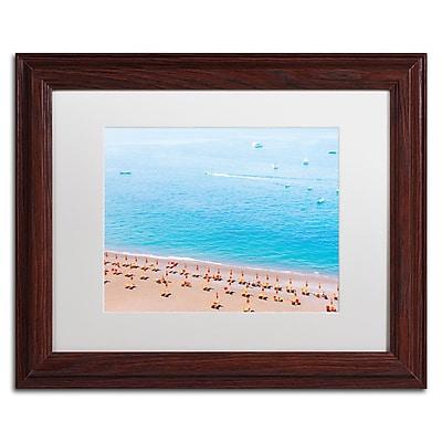 Trademark Fine Art Ariane Moshayedi 'Positano Beach' 11