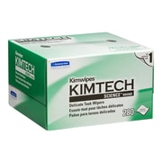 Kimtech Science Kimwipes Delicate Task Durable Fibers Wipers, White, 280 sheets/Box, 30 Boxes/Carton (34120)