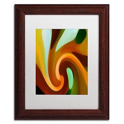 Trademark Fine Art Amy Vangsgard 'Wind In Tree Vertical 2' 11