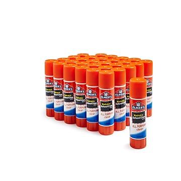 Elmer's All Purpose School Glue Sticks, 0.24 oz., 30/Pack (E556)
