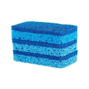 S.O.S All Surface Blue Sponge, 24/Carton (91028CT)