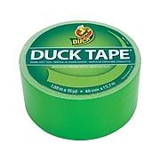 """Duck Heavy Duty Duct Tape, 1.88"""" x 15 Yds., Neon Green (1265018)"""
