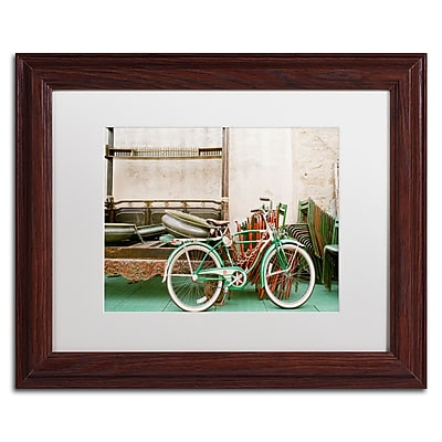 Trademark Fine Art Ariane Moshayedi 'Vintage Bike' 11