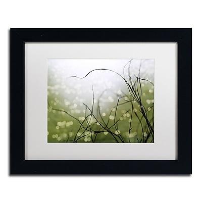 "Trademark Fine Art Beata Czyzowska Young 'The Dreaming Tree' 11"" x 14"" Matted Framed (190836181803)"