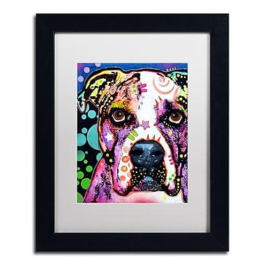 Trademark Fine Art Dean Russo 'American Bulldog II' 11