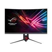 "Asus ROG Strix XG32VQ 31.5"" LED Monitor, Red/Dark Gray"