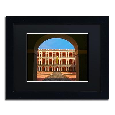 Trademark Fine Art CATeyes 'Ballaja Barracks' 11