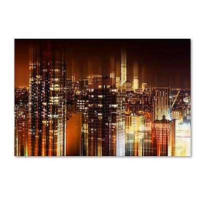 Trademark Fine Art Philippe Hugonnard 'Urban Stretch NYC II' 12