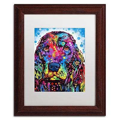 Trademark Fine Art Dean Russo 'Cocker Spaniel II' 11