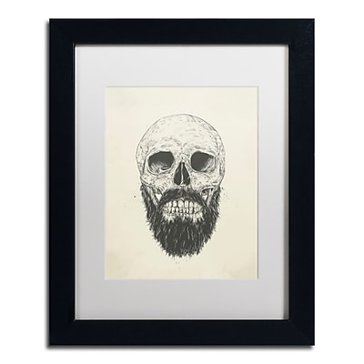 Trademark Fine Art Balazs Solti 'The Beard Is Not Dead' 11