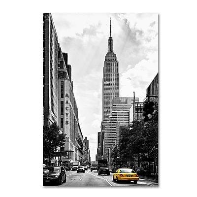 Trademark Fine Art Philippe Hugonnard 'Living in New York' 12