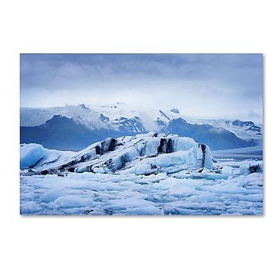 Trademark Fine Art Philippe Sainte-Laudy 'Ice Planet' 12