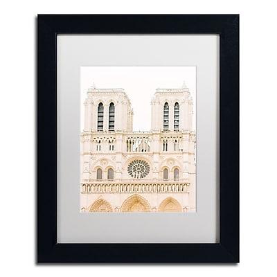 Trademark Fine Art Ariane Moshayedi 'Notre Dame' 11