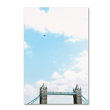 Trademark Fine Art Ariane Moshayedi 'London Tower Bridge 3' 12