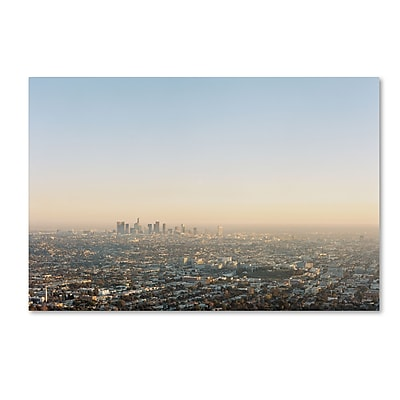 Trademark Fine Art Ariane Moshayedi 'Downtown Los Angeles' 12
